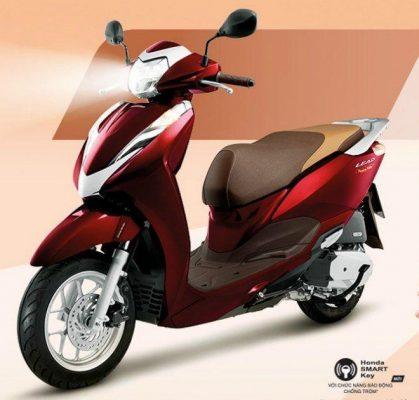 Honda Lead 2021