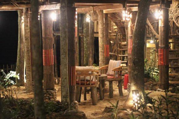 khu nghỉ dưỡng xanh
