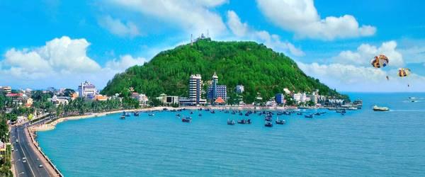 Vẻ đẹp của du lịch Vũng Tàu.